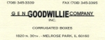 Goodwillie, Gene, Inc.